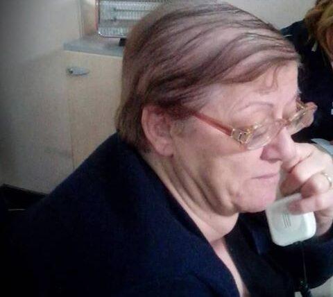 """Addio a Luciana storica centralinista dell' """"Ex Centro Polio"""" di Avezzano"""
