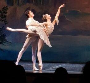 Successo per il giovane ballerino marsicano Gianvito Franchi allievo della scuola del Teatro dell'Opera di Roma