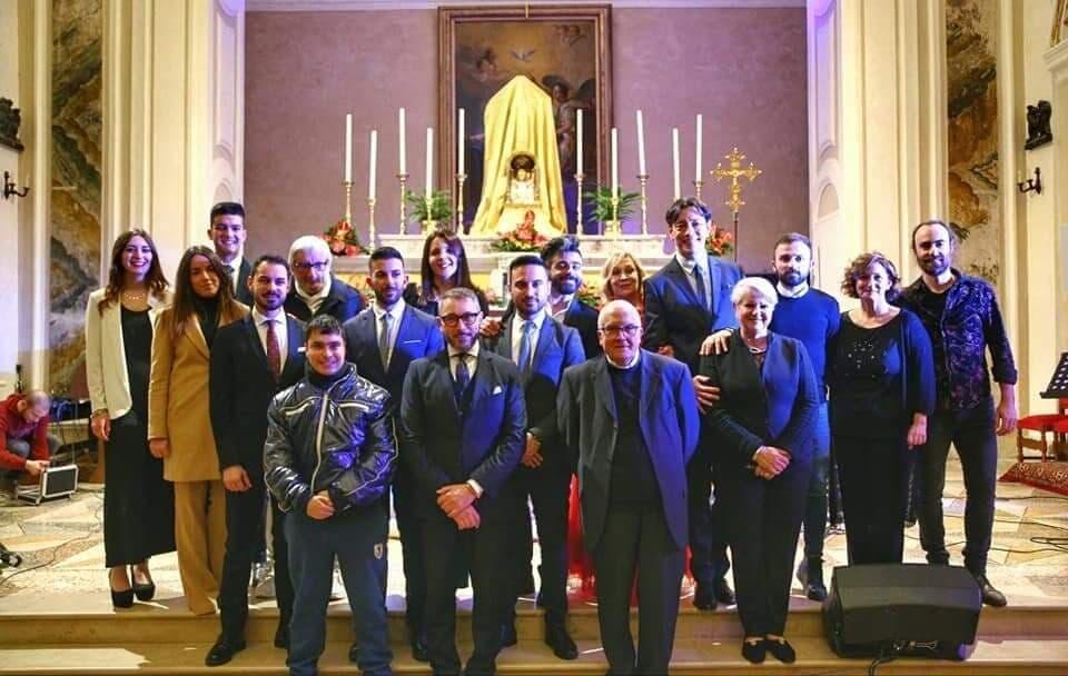 """Grandissimo successo per il Concerto di Natale Città di Tagliacozzo """"Musica di Stelle"""""""