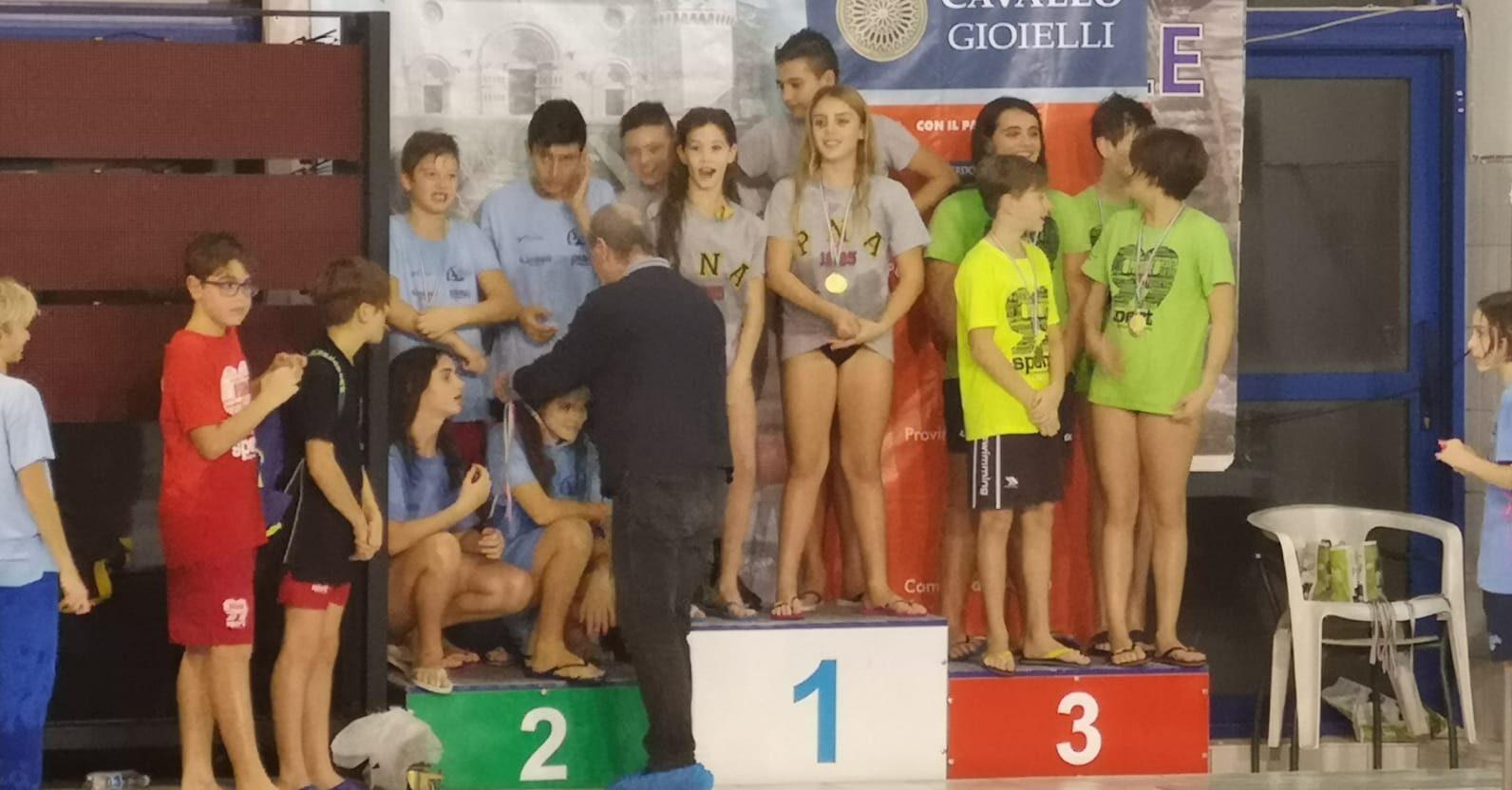 """Grande soddisfazione per la squadra """"Esordienti A"""" della Pinguino di Avezzano nella XIV Coppa della Perdonanza"""