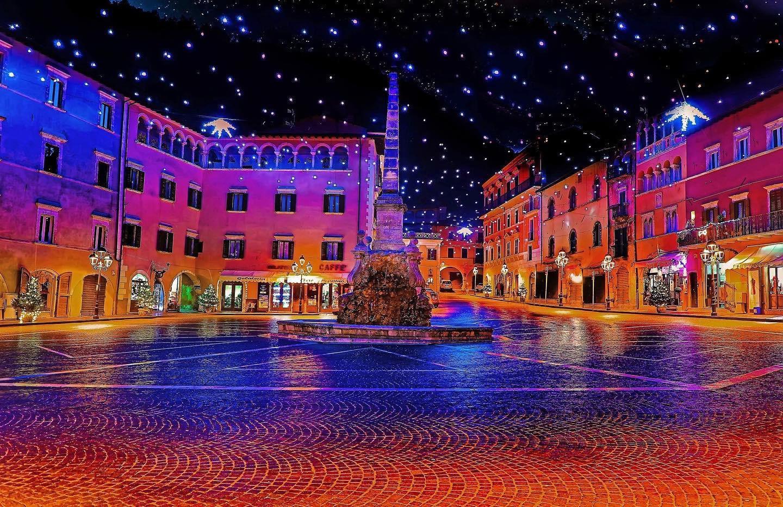 La magia del Natale avvolge Tagliacozzo uno dei Borghi più belli d'Italia