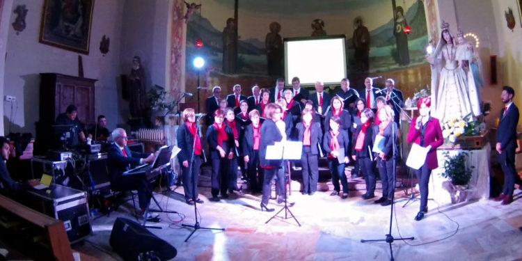 """Concerto di Natale a Celano con il Coro Polifonico """" Giuseppe Corsi """""""