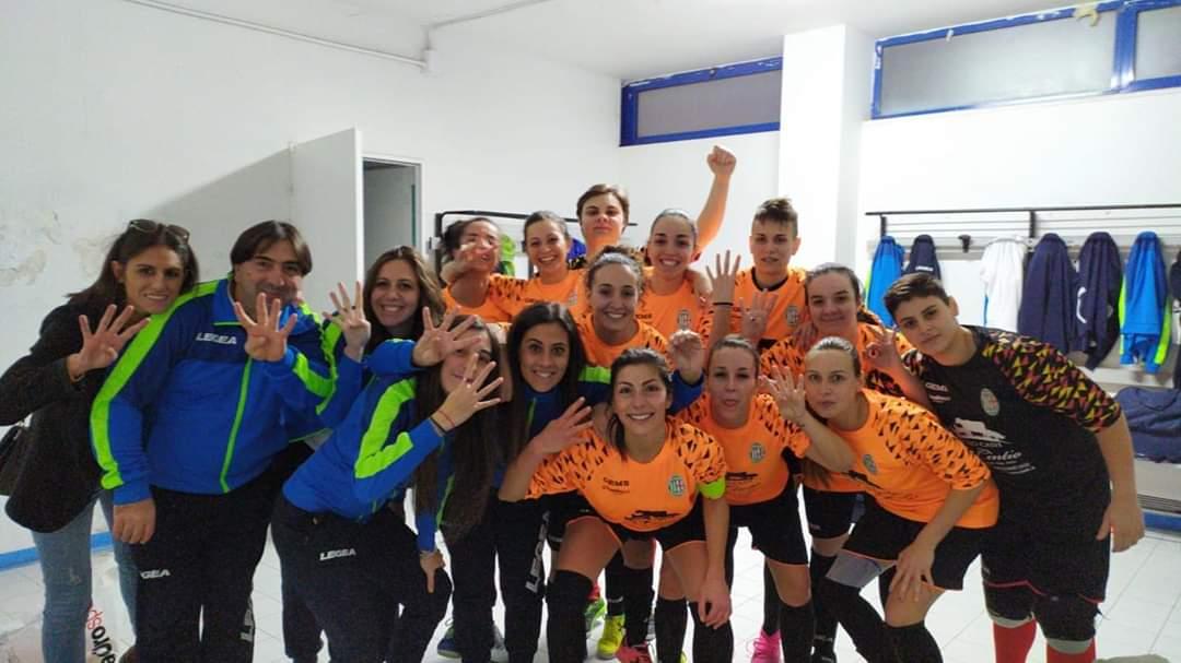 Calcio a 5 femminile, continua la marcia vincente dell'Orione