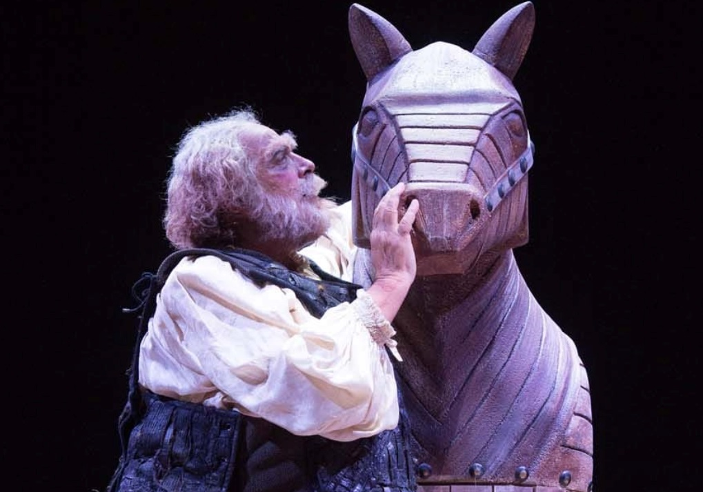 Falstaff e il suo Servo in scena oggi al teatro dei Marsi