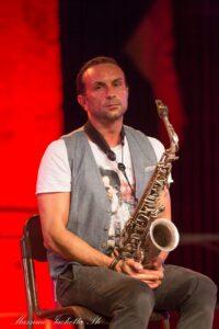 Il sassofonista marsicano Gianluca Lusi parte per una tournée molto prestigiosa in Giappone