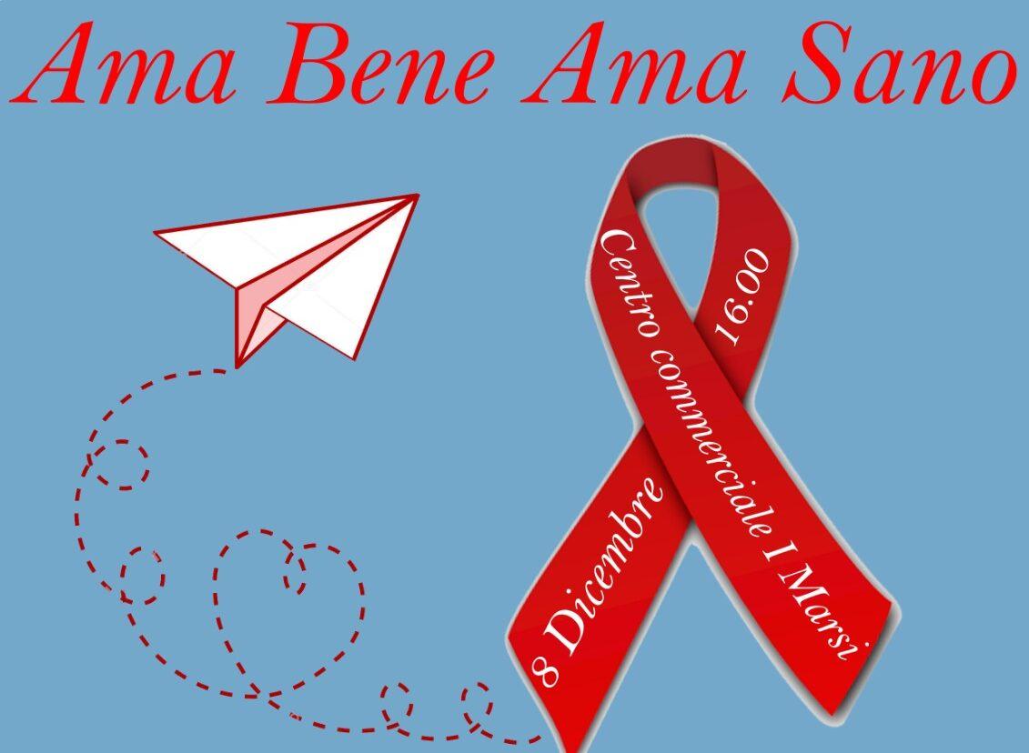 Ama Bene Ama Sano, la campagna di sensibilizzazione contro le malattie sessualmente trasmissibili dei giovani della Croce Rossa Italiana di Avezzano