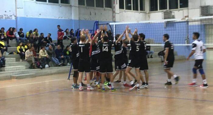 Pallavolo Maschile Serie C. Vittoria dei Leoni a Guardiagrele