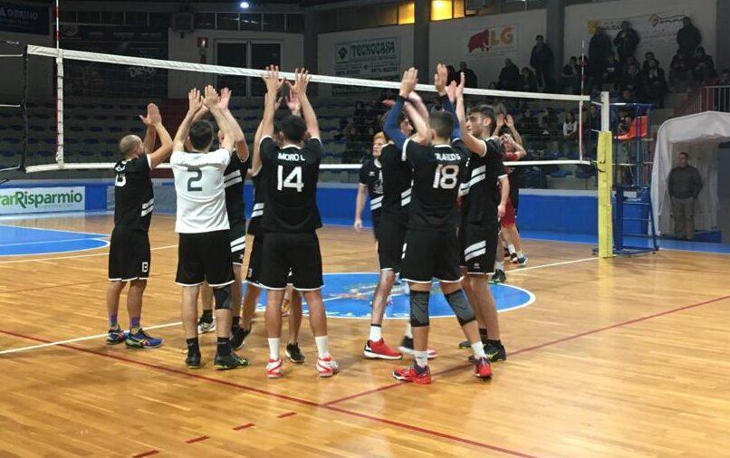 Pallavolo Maschile Serie C. I Leoni perdono contro la squadra molisana del Termoli
