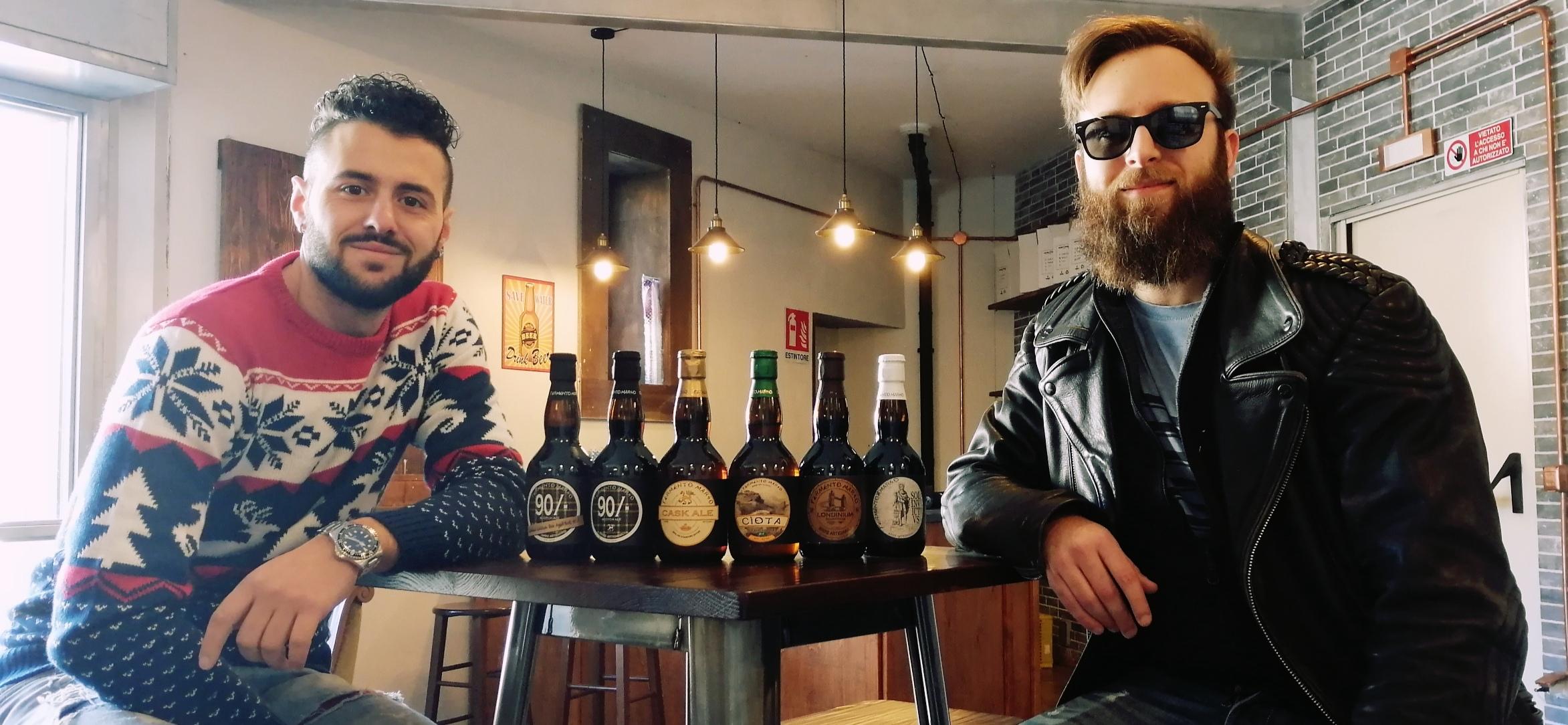 Il birrificio marsicano Fermento Marso vince al Best Italian Beer 2019