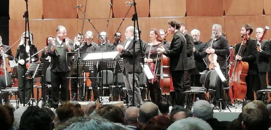 """Il maestro avezzanese Carlo Crivelli è il compositore della colonna sonora del film """"Il primo Natale"""" diretto dal duo comico Ficarra e Picone"""