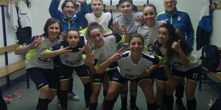 Futsal femminile, torna a vincere l'Orione C5 con una grande prova