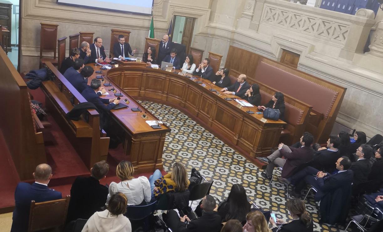 Due avvocati avezzanesi Luca Sanità e Angelo Chiuchiarelli nell'Associazione italiana giovani avvocati