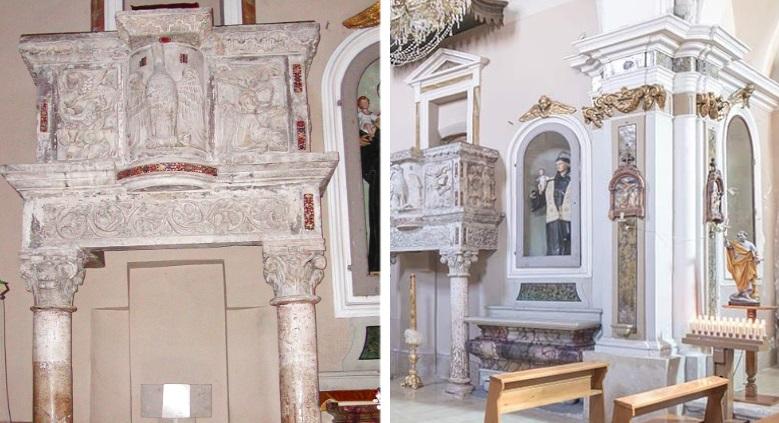 """Fedeli sul piede di guerra a Corcumello: """"La statua di Sant'Antonio non si tocca"""""""