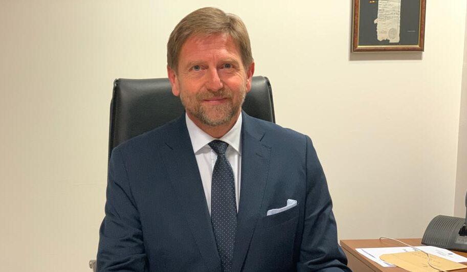Il Dr. Andrea Marasco nuovo Vicario del Questore di L'Aquila