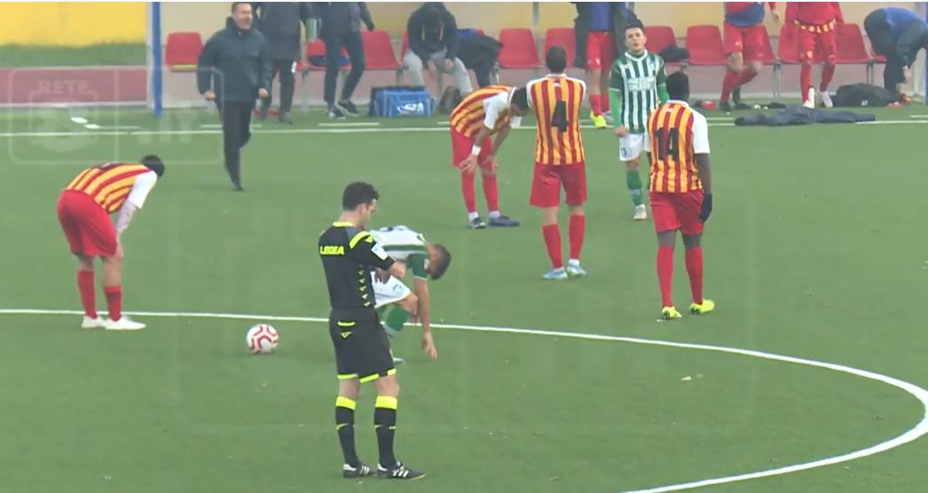 L'Avezzano sembra non sapere più vincere. 2 a 0 sul campo del Cattolica San Marino ultima della classe. Gaeta chiede la cessione e Liguori rischia l'esonero.