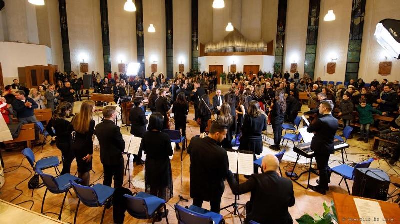 Concerto di Natale ad Avezzano con l'Orchestra I.M.A