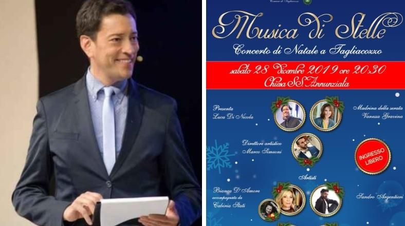 """Si alza il sipario su """"Musica di Stelle. Concerto di Natale a Tagliacozzo"""""""