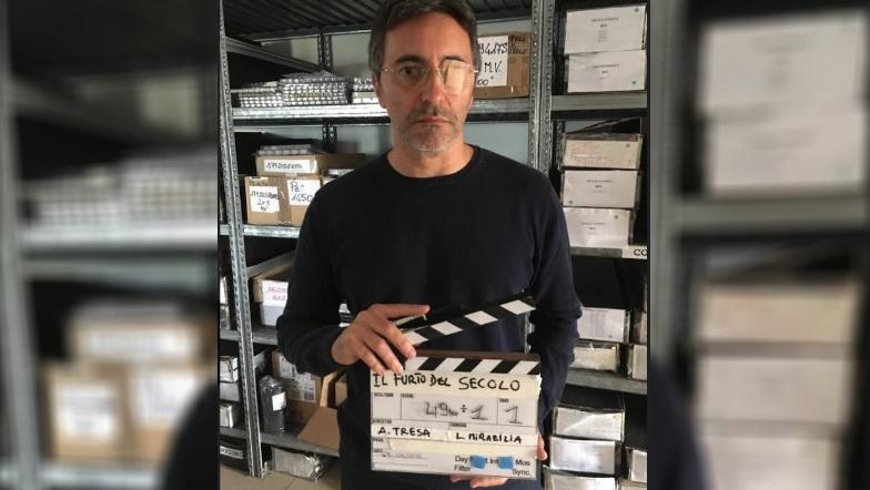 """""""Il furto del secolo"""" La genesi di """"Mafia Capitale"""". Corrado Oddi è Massimo Carminati sui canali Sky Crime+Investigation e History"""