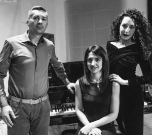Recital poetico-musicale con il Mars Ensemble Trio