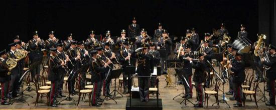 La Fanfara della Polizia di Stato, diretta dal maestro De Palma, terrà un concerto al Teatro dei Marsi
