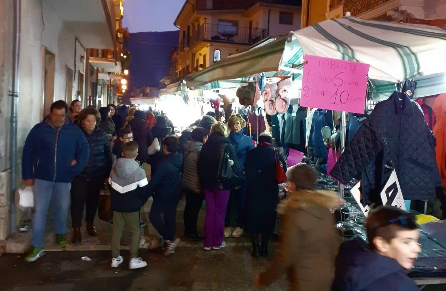 Emergenza Covid: anche quest'anno, ad Avezzano, non ci sarà la Fiera del 25 aprile