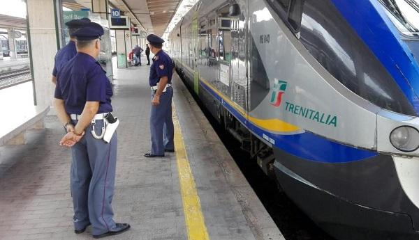 """Furti di rame sulle ferrovie, operazione """"Oro rosso"""" anche in Abruzzo"""