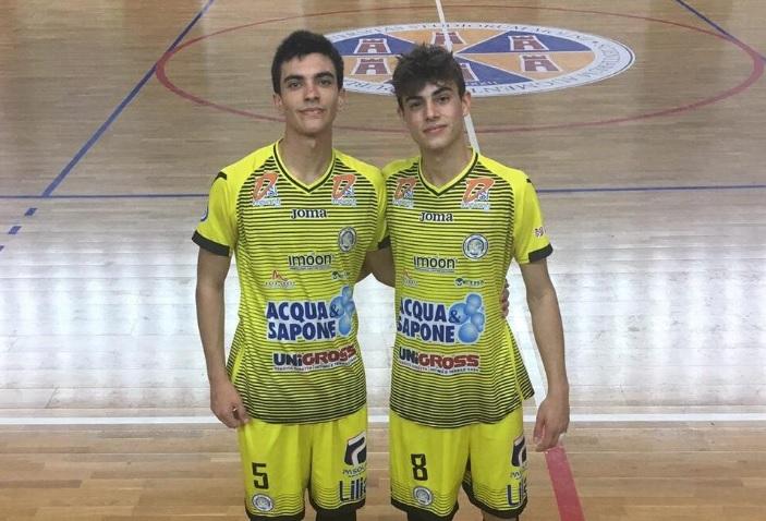 Futsal: Due avezzanesi regalano la vittoria all'Acqua & Sapone