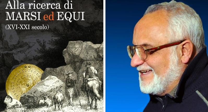 Alla ricerca di Marsi ed Equi. Giuseppe Grossi presenta il suo nuovo libro