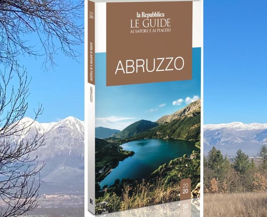 """Lino Guanciale si racconta nella Guida di Repubblica """"LaAvezzanodei miei ricordi profuma di terra. Di terra e di umido"""""""