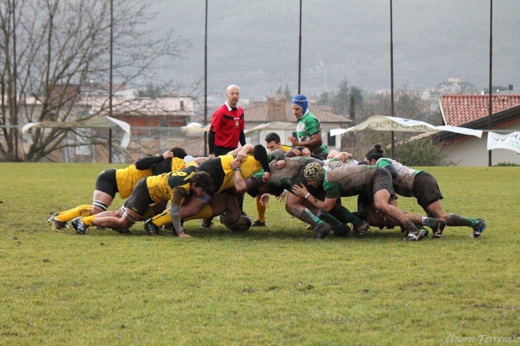 Avezzano rugby campione d'inverno, vittoria nell'ultima partita dell'anno e cena di Natale con tutto il movimento