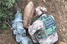 """""""Bomba di Ortucchio"""", pronti all'evacuazione, disinnesco previsto per domenica 15 dicembre. Ecco cosa fare"""