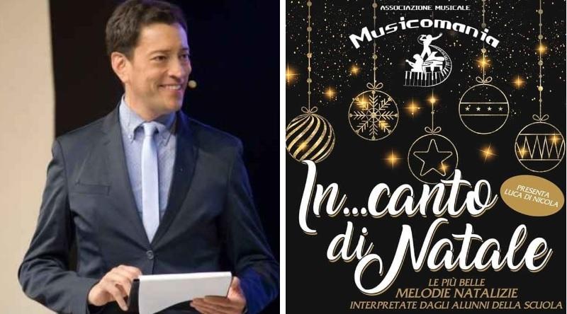 """Ai nastri di partenza la 1^ edizione di """"Incanto di Natale"""" spettacolo dei giovani talenti di Musicomania"""