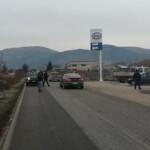 Auto nel canale sulla SP 20 Marruviana, su un veicolo coinvolto viaggiavano una giovane mamma e il figlio