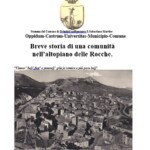 """Presentazione del Libro """"Breve storia di una comunità nell'altipiano delle rocche"""" dell'autore Arnaldo Angelosante"""