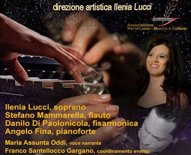Magia di Luce, a Luco dei Marsi il Gran Concerto di fine anno tra musica e poesia