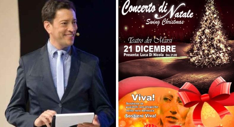 Swing Christmas di beneficenza, un concerto in sostegno dei pazienti oncologici