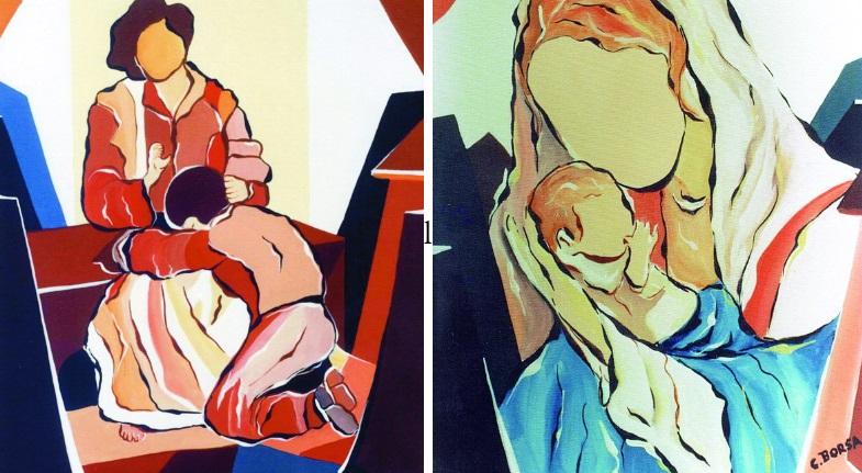 """""""No Smoke Gospel Chours"""", musica e mostra d'arte del pittore Cesare Borsa, oggi ad Avezzano"""