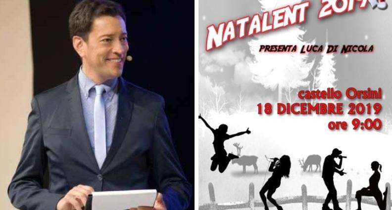 """Torna """"Natalent 2019"""" lo show natalizio dell'Istituto Mazzini-Fermi con i baby artisti e Luca Di Nicola"""