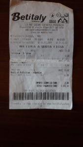 Scommettitore di Capistrello non vince la schedina del valore di oltre mille euro a causa del noto goal annullato all'Empoli e fa ricorso