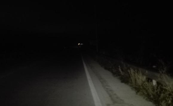 Strade al buio a Tagliacozzo, protestano i residenti