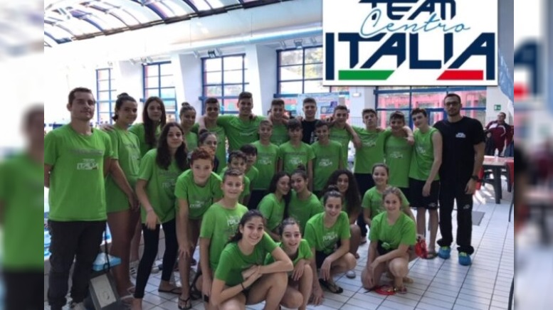 20 Medaglie conquistate per la squadra del Team Centro Italia