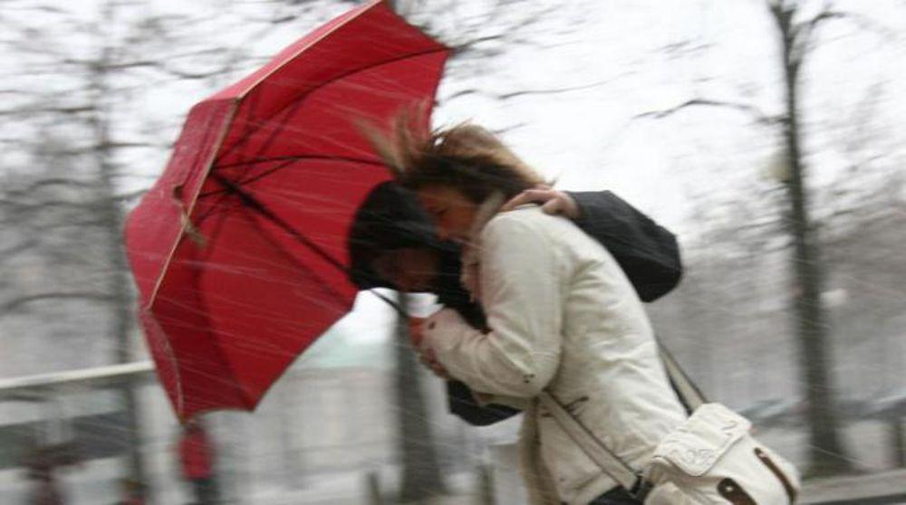 Meteo, vento e pioggia per la prossima settimana con calo delle temperature