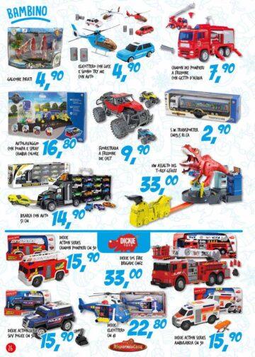 E' arrivato il catalogo dei giocattoli di Iper Risparmio Casa con le sue strepitose offerte
