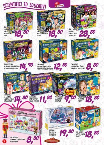 E 39 arrivato il catalogo dei giocattoli di iper risparmio for Punto casa volantino