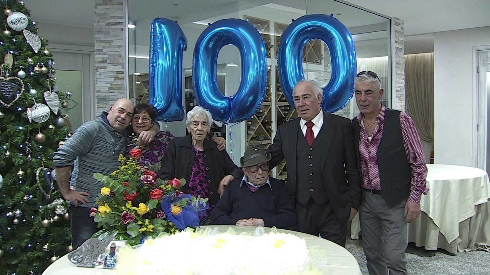 Omaggio a Ugo per i suoi 100 anni