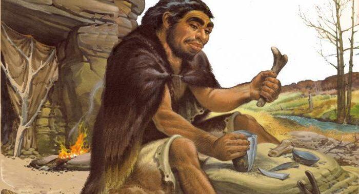 Quell'illustre sconosciuto: l'uomo primitivo