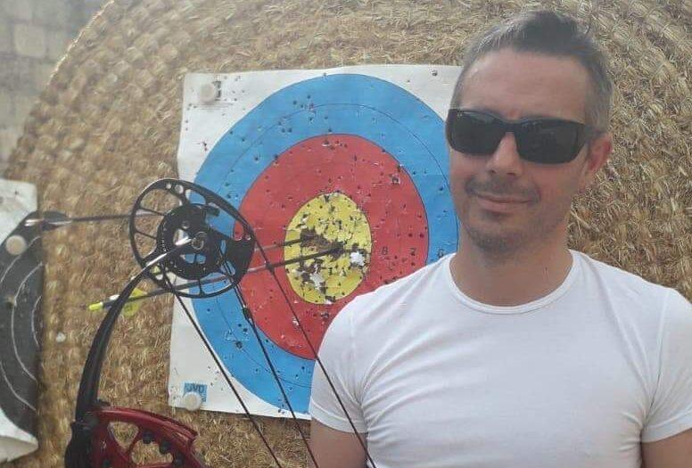 L'Arciere Antonio Del Fosco gareggerà ai Campionati Italiani Para-Archery Indoor