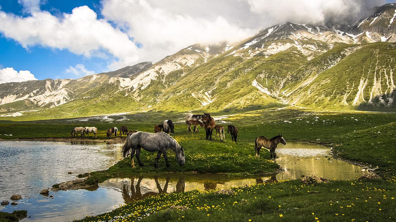 La Terra è la nostra casa, l'unica che abbiamo. Ambiente, cultura e montagna documentario a Capistrello