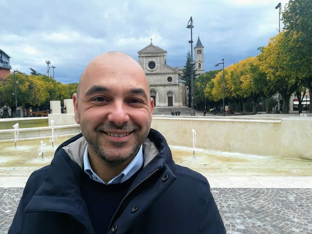 """Tiziano Genovesi (Lega) """"Serve un piano di emergenza immediato per il centro storico di Avezzano"""""""