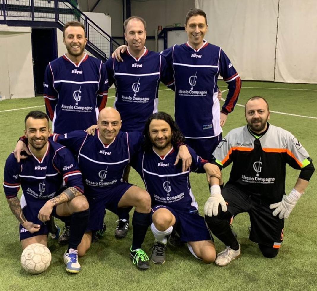 Legali in campo per la prima edizione di Avvocup, vince la squadra 309 cpc
